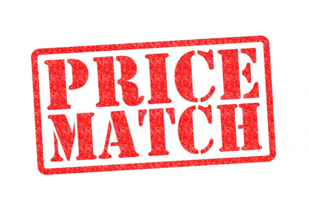 Internet Price Match !