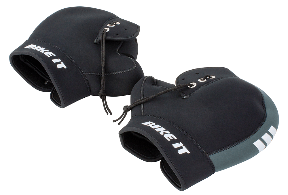 Bar Muffs!! Protect your hands from the cold and wind