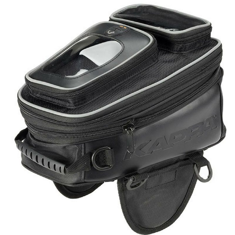 f6d5bb508e KAPPA RA301 EXPANDABLE TANK BAG 5-7L | Motorcycle Essentials
