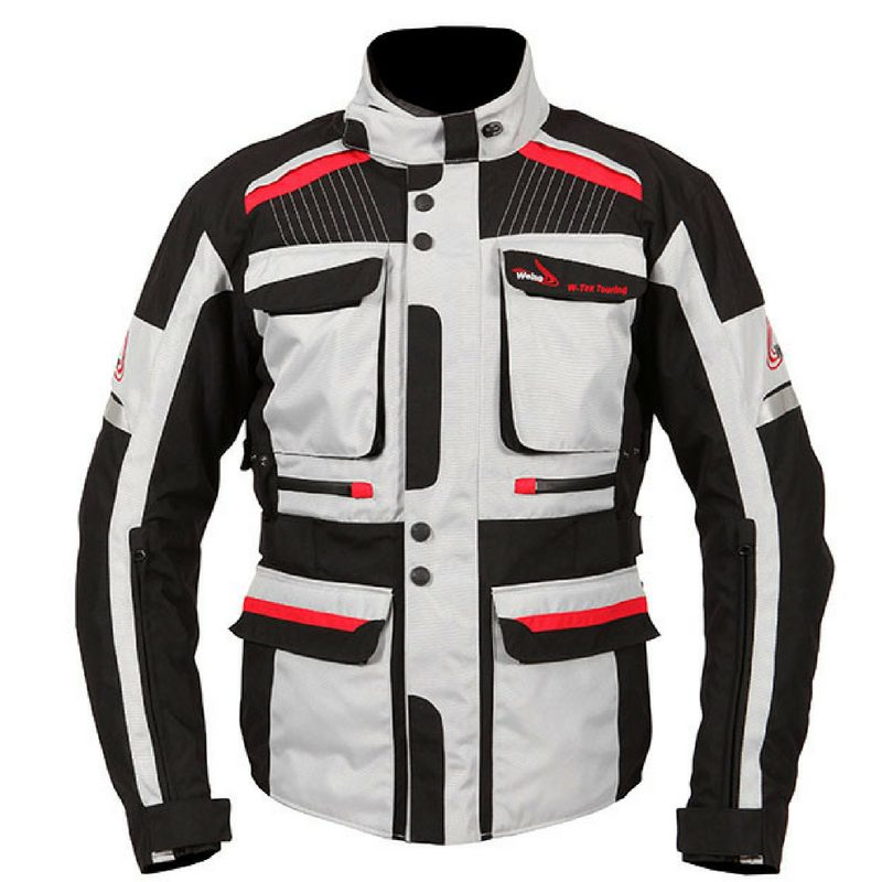 44085180 WEISE W-TEX TOURING TEXTILE JACKET | Motorcycle Essentials