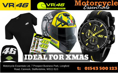 ROSSI GEAR IN-STOCK FOR XMAS