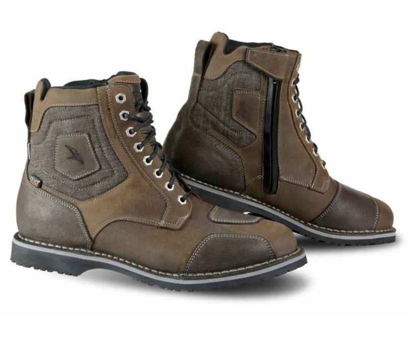 FALCO RANGER BOOTS DARK BROWN