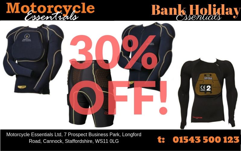 BANK HOLIDAY 30% OFF SPECIAL OFFER!!