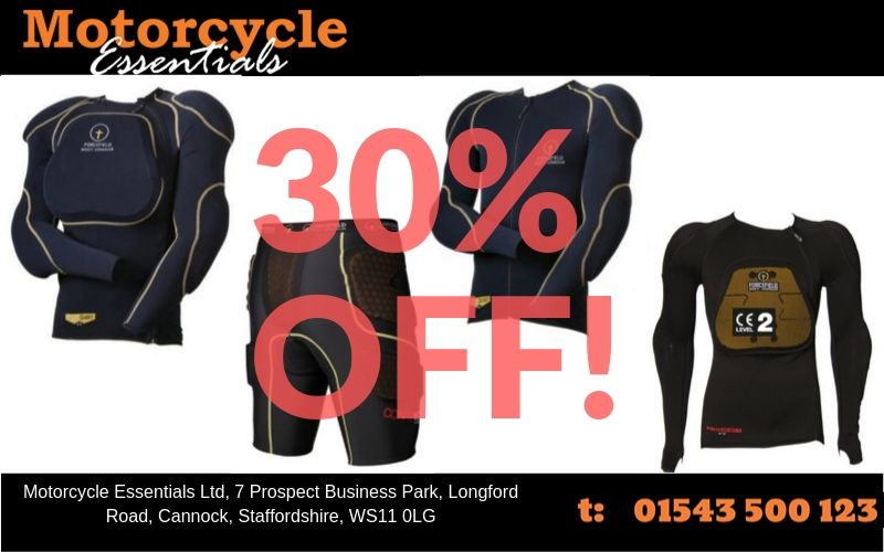 FORCEFIELD '30% OFF' SPECIAL OFFER!!