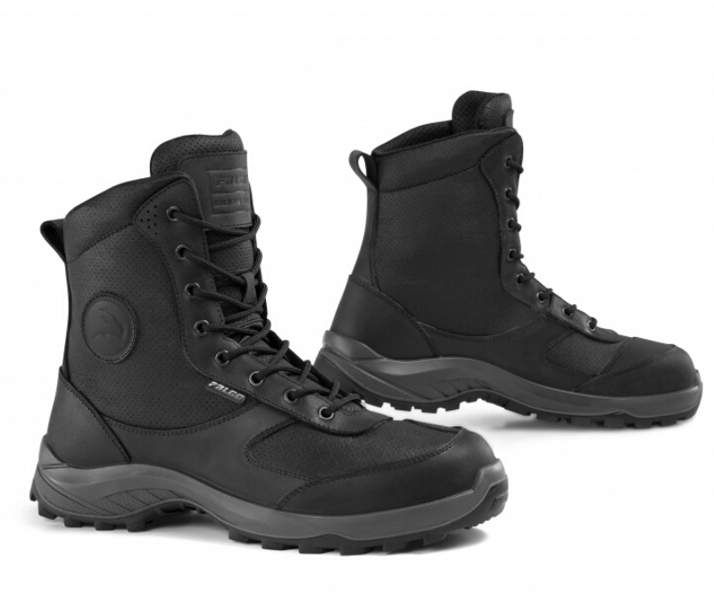 FALCO SAFARY BOOTS BLACK