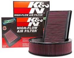 K&N Air Filters Sale