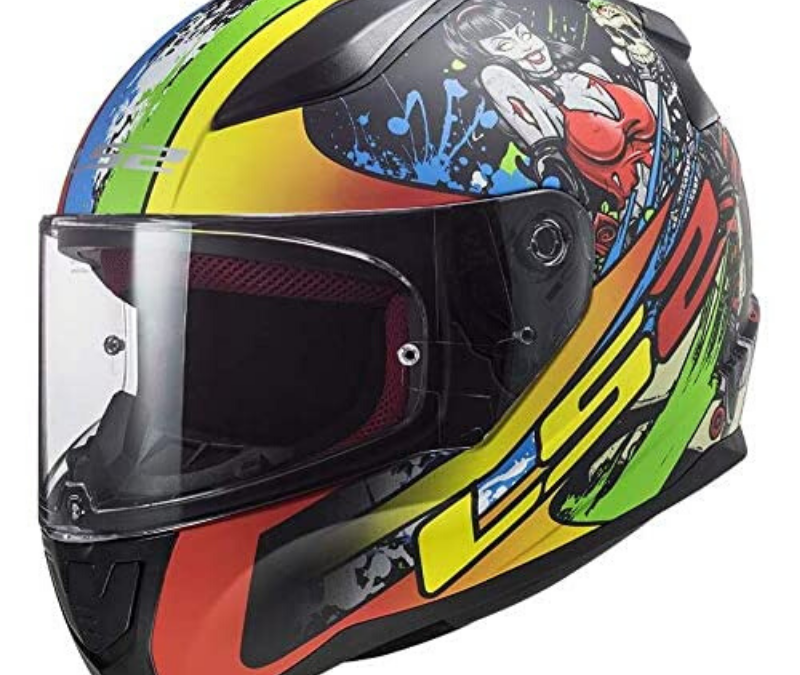 LS2 FF353 RAPID FEISTY HELMET